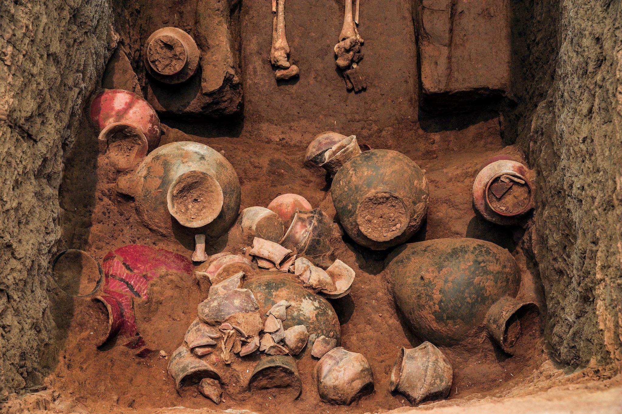Удивительные археологические находки фото