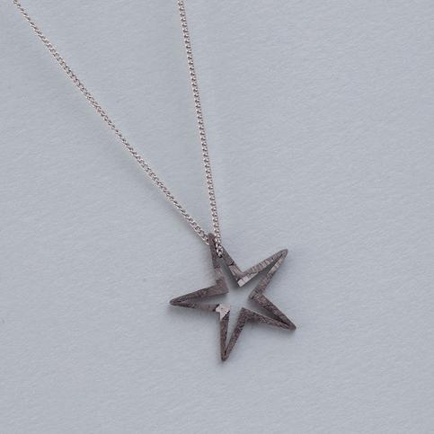 Подвеска из метеорита SNEBA STARfish