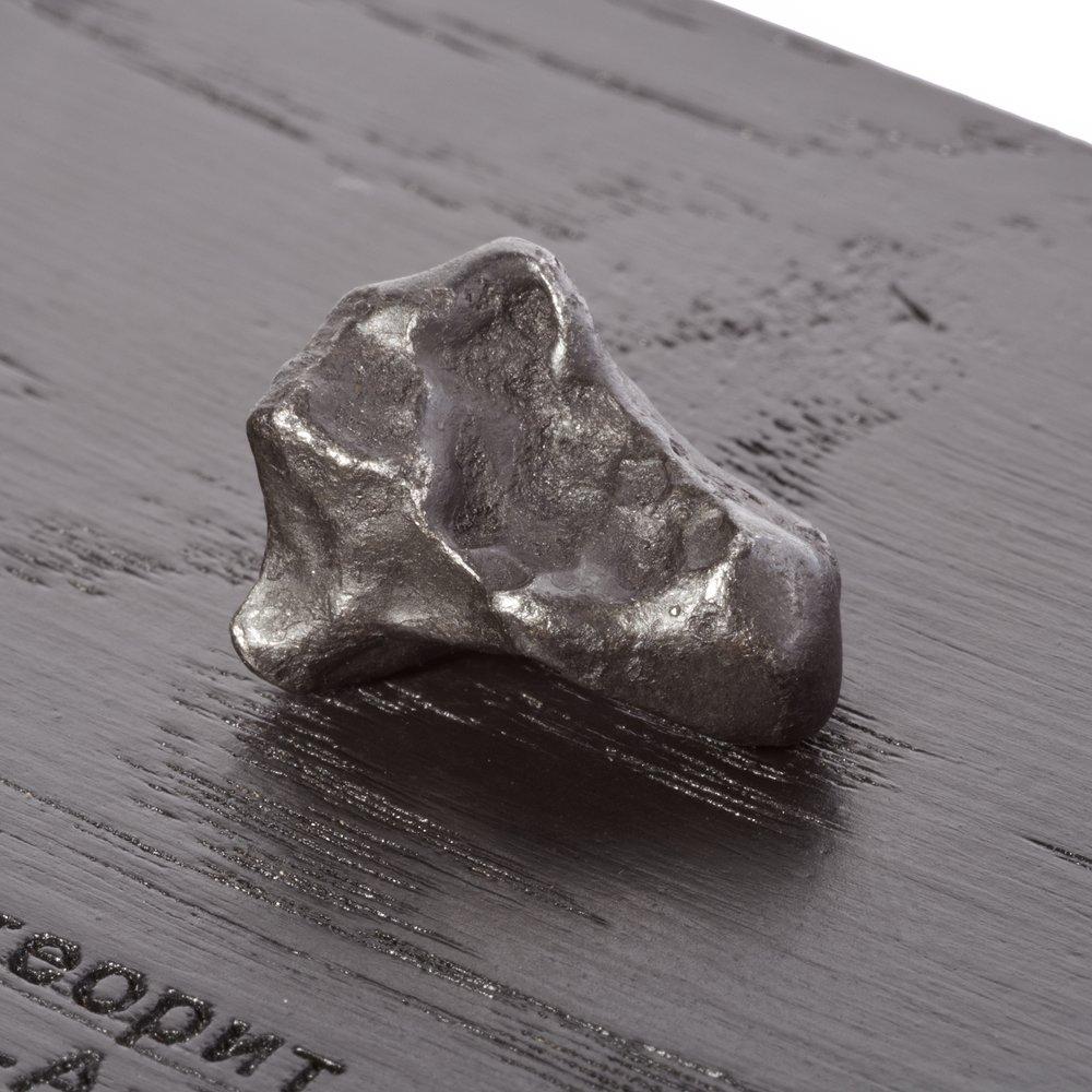 Метеорит Сихотэ-Алинь 4,84 гр с коробкой