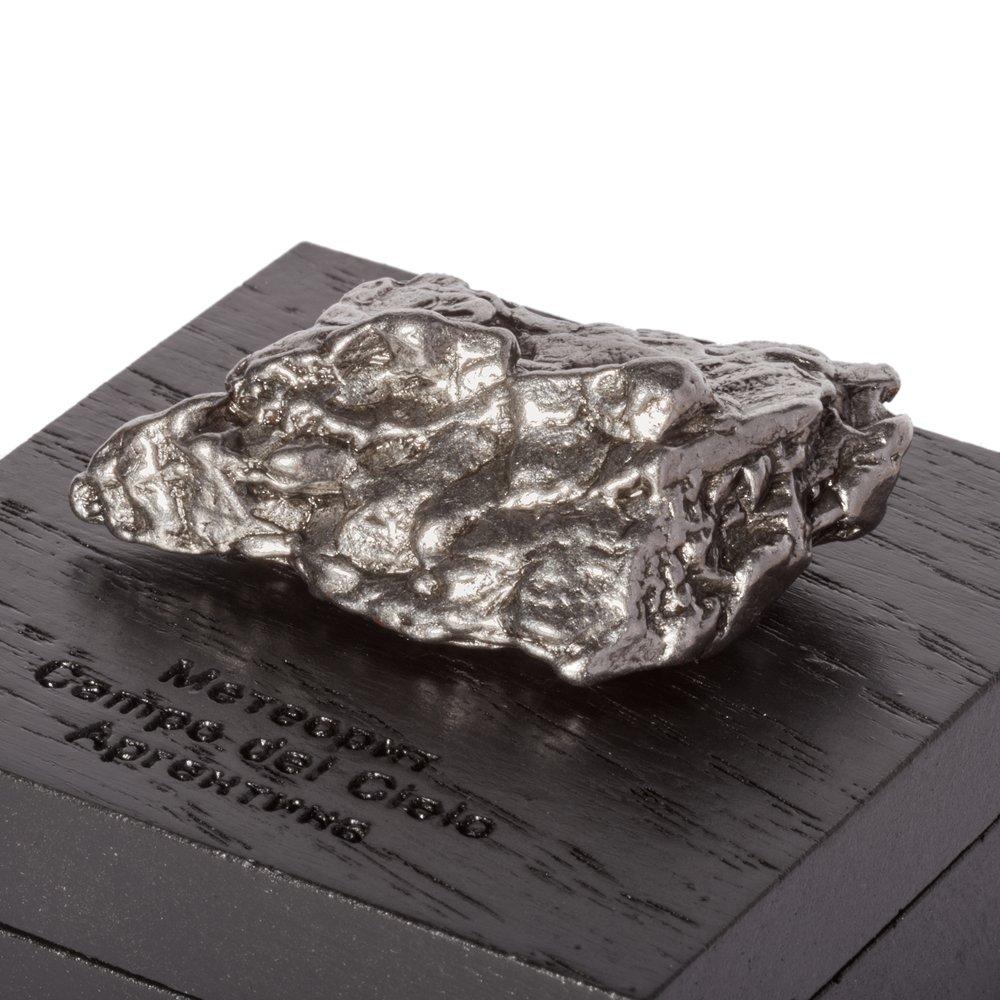 Метеорит Campo del Сielo 49,6 гр с коробкой