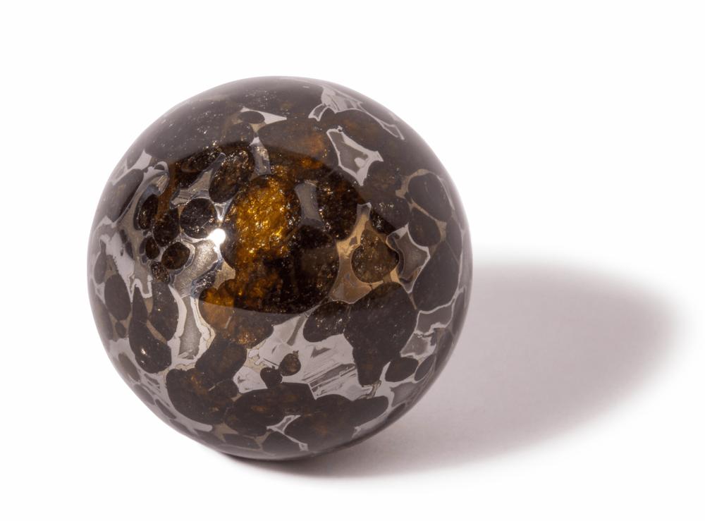 Метеорит Сеймчан (палласит) 230,8 гр