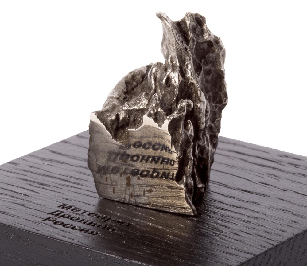 Метеорит Дронино 65,4 гр с коробкой