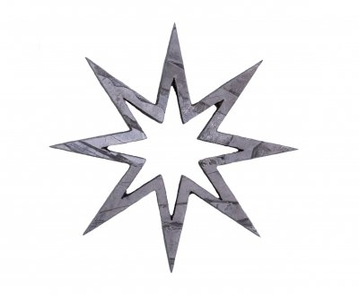 Подвеска из метеорита SNEBA Star 8