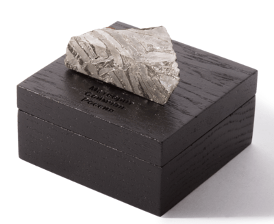 Метеорит Сеймчан 63,29 гр с коробкой