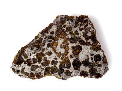 Метеорит Сеймчан (палласит) 132,3 гр