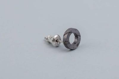 Серьги из метеорита SNEBA Earring sfera