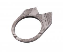 Кольцо из метеорита SNEBA Hill