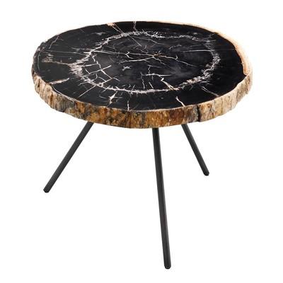 Комплект кофейных столиков Eichholtz Coffee Table De Soto set of 3 black