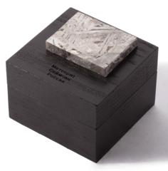 Метеорит Сеймчан 92,51 гр с коробкой