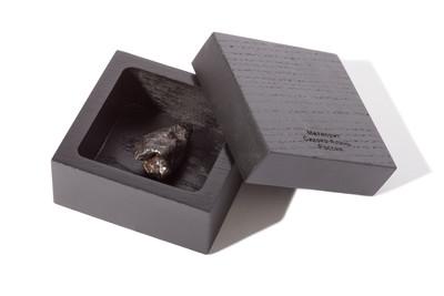 Метеорит Сихотэ-Алинь 28,11 гр c коробкой