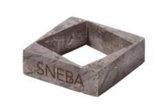 Подвеска из метеорита SNEBA TWO SQUARE