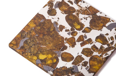 Метеорит Брагин (палласит) 20,19 гр