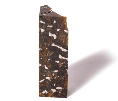 Метеорит Сеймчан (палласит) 58,11 гр с коробкой