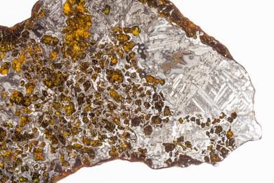 Метеорит Сеймчан (палласит) 946 гр