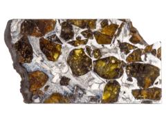 Метеорит Сеймчан (палласит) 12,21 гр с коробкой