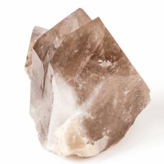 Сросток кристаллов раухтопаза (дымчатого кварца)